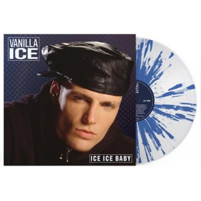 Ice Ice Baby (ブルースプラッター・ヴァイナル仕様/アナログレコード)