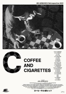 コーヒー&シガレッツ Blu-ray