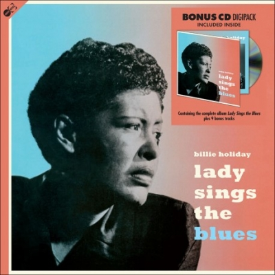 Lady Sings The Blues (+CD)(180グラム重量盤レコード/GROOVE REPLICA)