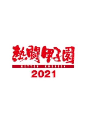 「熱闘甲子園」2021〜第103回大会 46試合完全収録〜
