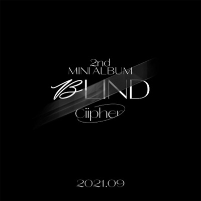 2nd Mini Album: BLIND
