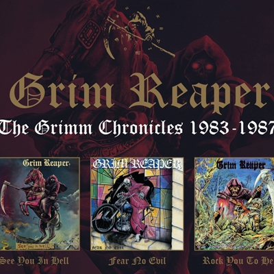 Grimm Chronicles 1983-1987