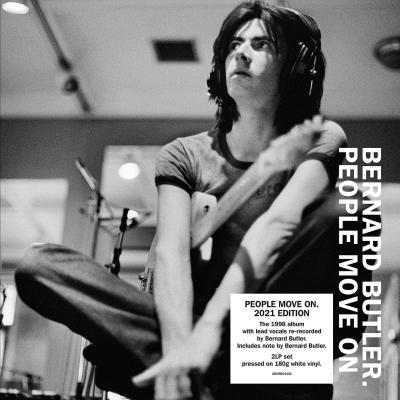 People Move On (New 2021 Recording)(2枚組アナログレコード)