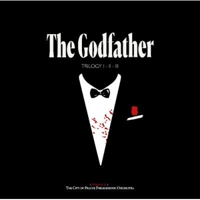 Godfather Trilogy I -II-III (カラーヴァイナル仕様/2枚組アナログレコード)