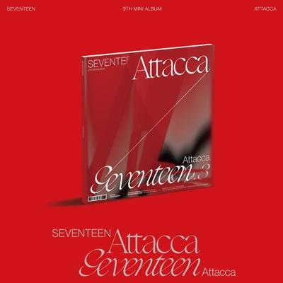 《エントリーカード付き》 9th Mini Album 「Attacca」 (Op.3)