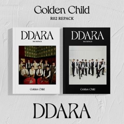2nd Album Repackage: DDARA (ランダムカバー・バージョン)