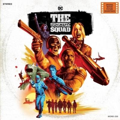 ザ・スーサイド・スクワッド Suicide Squad オリジナルサウンドトラック (180グラム重量盤レコード)
