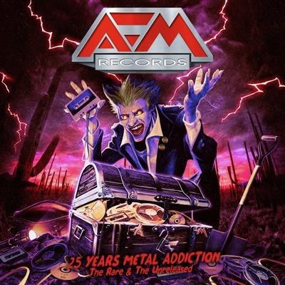 25 Years -Metal Addiction