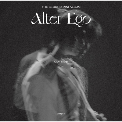 ≪エントリーカード付き≫ Alter Ego (OUTSIDE)
