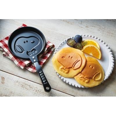 SNOOPY スヌーピー yummy yummy パンケーキパン BOOK