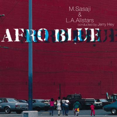 Afro Blue (Stereo & Multi-ch)