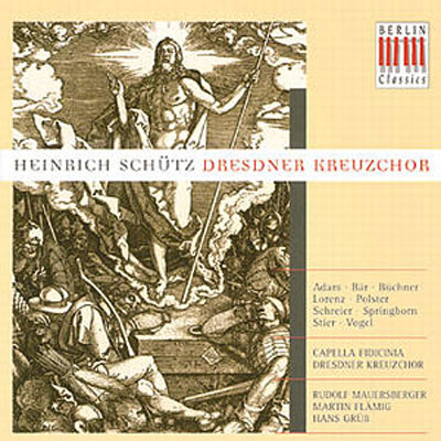 Sacred Works: Mauersberger, Flamig, Grus(Cond)