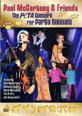 Peta Concert For Party Animals