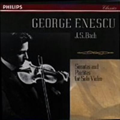 Sonatas & Partitas For Solo Violin: Enescu