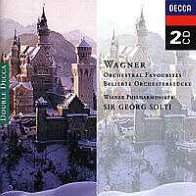 序曲&前奏曲集 ショルティ&ウィーン・フィル(2CD)