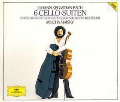 無伴奏チェロ組曲全曲 マイスキー(1984-1985)