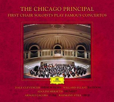 シカゴ響の首席奏者たち(2CD)
