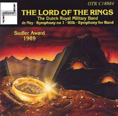 The Load Of Rings: Kuijpers / Thedutch Royal Military Band