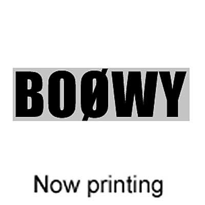 Moral Trance Mix : BOOWY | HMV...