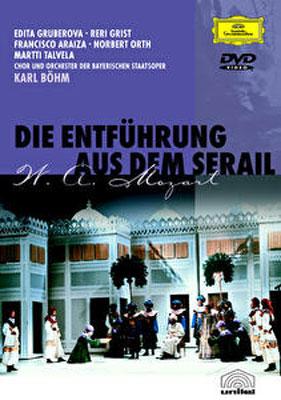 Die Entfuhrung Aus Dem Serail: Bohm / Bavarian State Opera O Gruberova