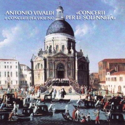 祝祭日のための協奏曲集 : ヴィヴァルディ(1678-1741)   HMV&BOOKS ...