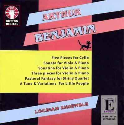 Chamber Works: Locrian Ensemble