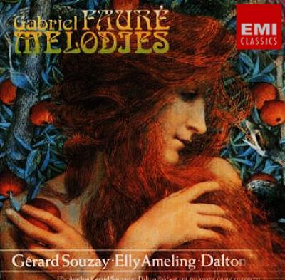 Comp.melodies: Souzay(Br)Ameling(S)Baldwin(P)