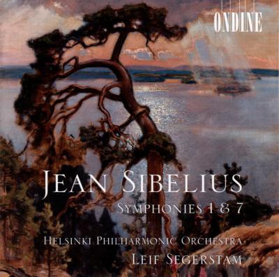 交響曲第1番、第7番 セーゲルスタム指揮ヘルシンキ・フィル