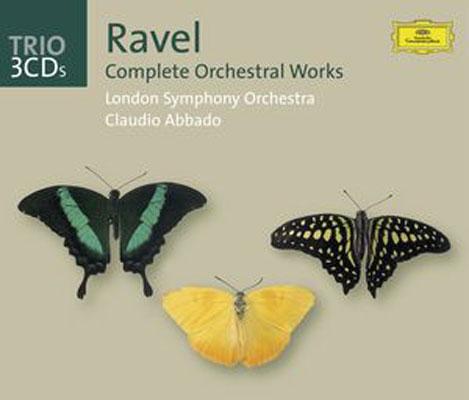管弦楽作品全集 アバド&ロンドン響(3CD)