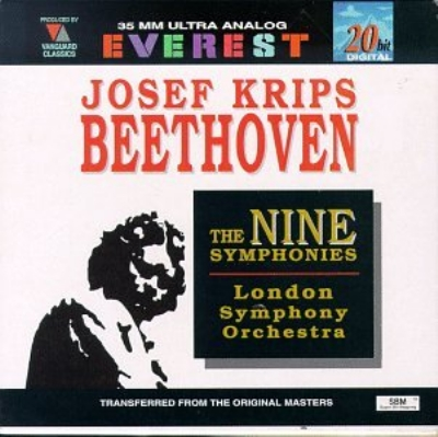 Comp.symphonies: Krips / Lso