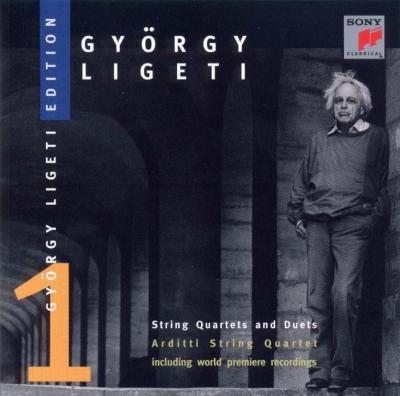 String Quartet, 1, 2, Etc: Arditti Q (1994)