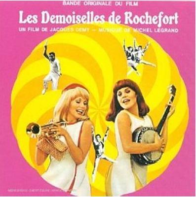 Les Demoiselles De Rochefort -soundtrack