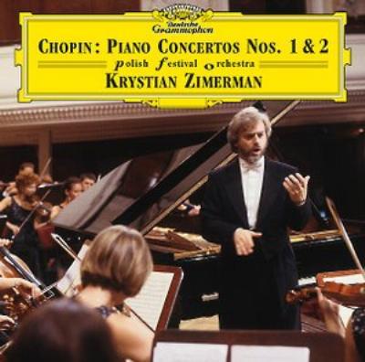 ショパン:ピアノ協奏曲第1・2番 ツィマーマン/ポーランド祝祭管弦楽団