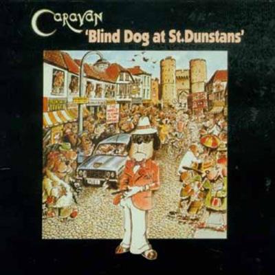 Blind Dog At St.dunstans