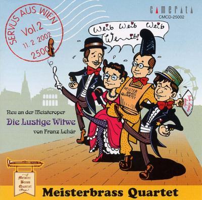 ウィーンからこんにちは/マイスターブラス・カルテット