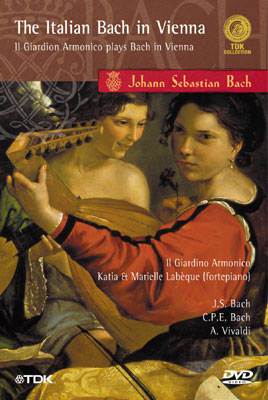 Concertos: Antonini / Il Giardinoarmonico, K & M.labeque(P)