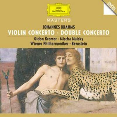 ヴァイオリン協奏曲、二重協奏曲 クレーメル、マイスキー、バーンスタイン&ウィーン・フィル