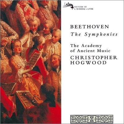 交響曲全集 ホグウッド指揮アカデミー・オブ・エンシェント・ミュージック(5CD)
