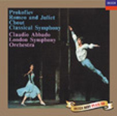 交響曲第1番『古典』、『ロメオとジュリエット』抜粋、ほか アバド&ロンドン響