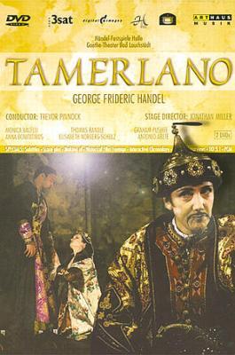 歌劇『タメルラーノ』全曲 ピノック&イングリッシュ・コンサート(日本語字幕付)(2001)(2DVD