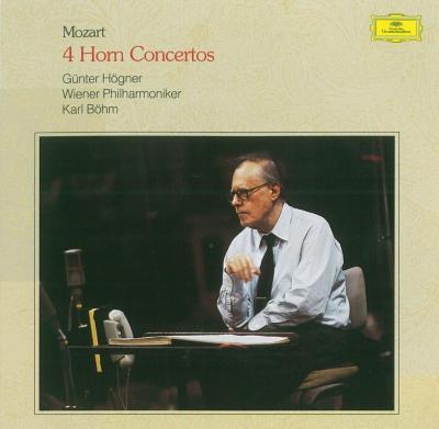 Horn Concerto, 1-4, : Hogner(Hr)Bohm / Vpo