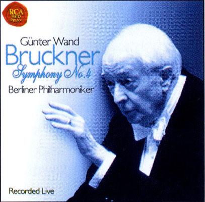 交響曲第4番『ロマンティック』 ヴァント&ベルリン・フィル