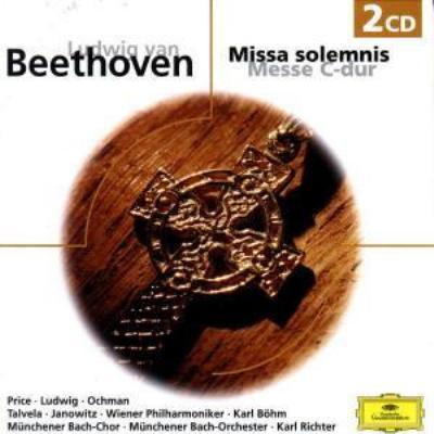 Missa Solemnis: Bohm / Vpo, Mass In C: K.richter / Munich Bach.o