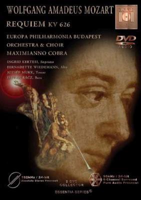 Requiem: M.cobra / Europa Philharmonia Budapest & Cho