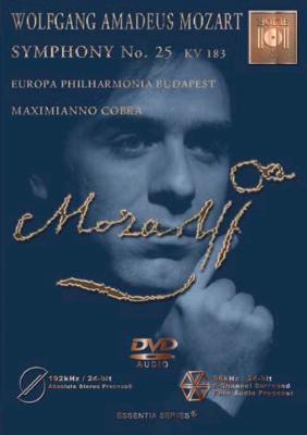 Sym.25: M.cobra / Europa Philharmonia Budapest