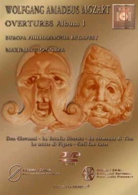 Overtuers: M.cobra / Europa Philharmonia Budapest