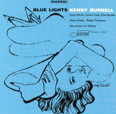 blue lights vol 1 vol 2 kenny burrell hmv books online 57184
