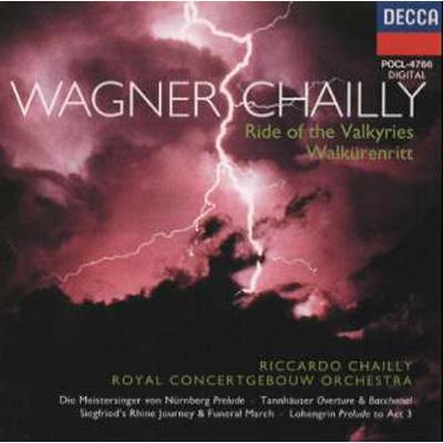 Orch.music: Chailly / Concertgebouw O