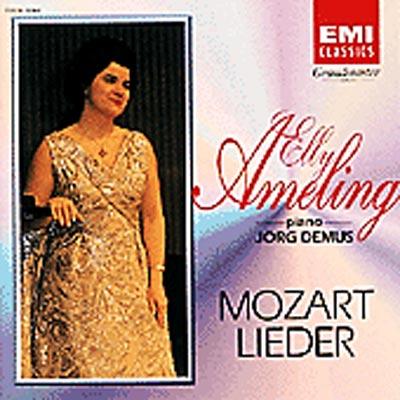 Lieder: Ameling(S)Demus(P)