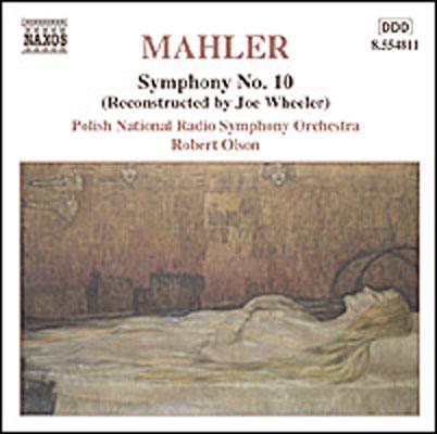 交響曲第10番全曲(ホイーラー版) オルソン指揮ポーランド放送交響楽団